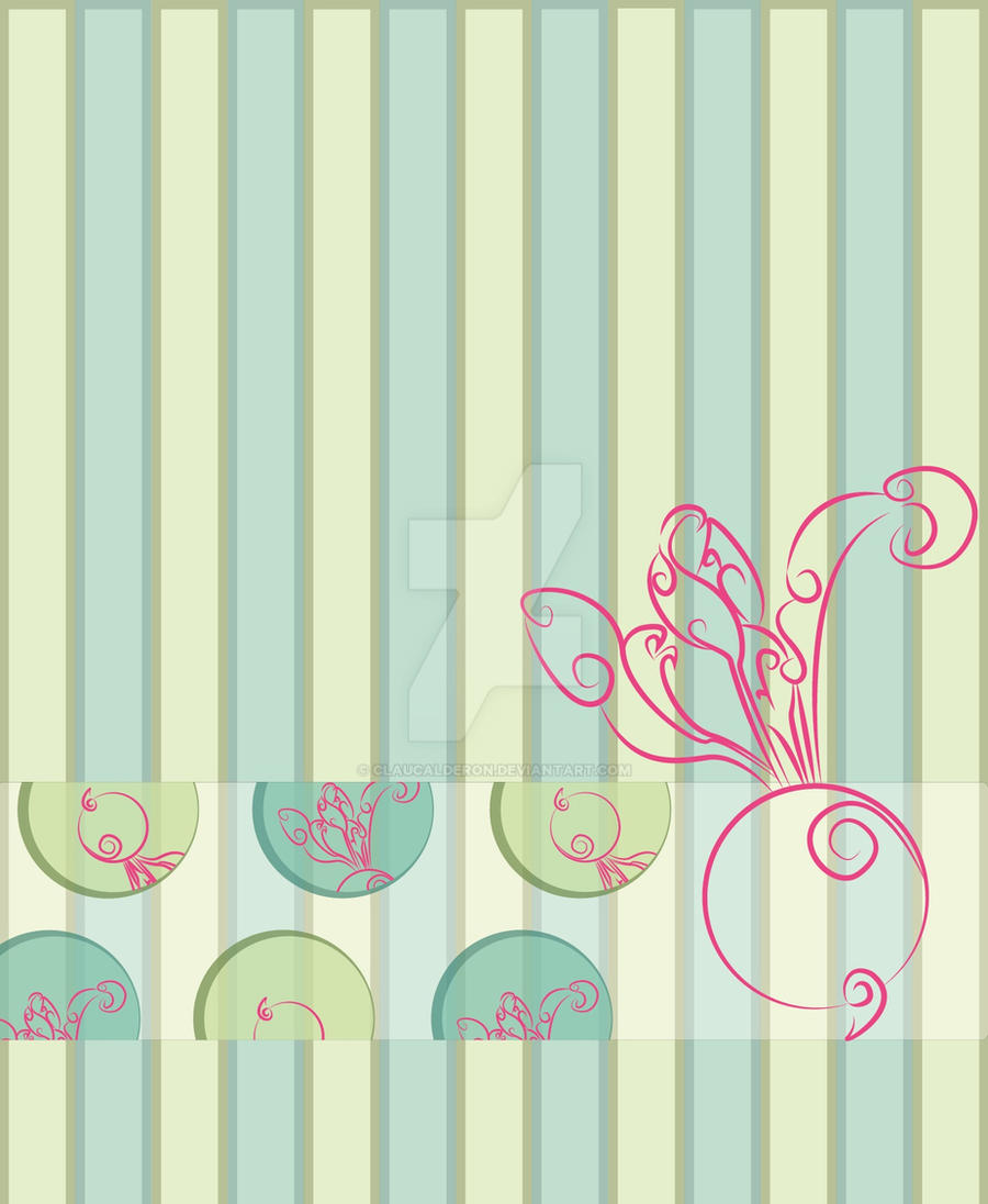 Papel Decorativo Para Cocina By Claucalderon On Deviantart