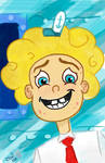 What if SpongeBob were a real boy?