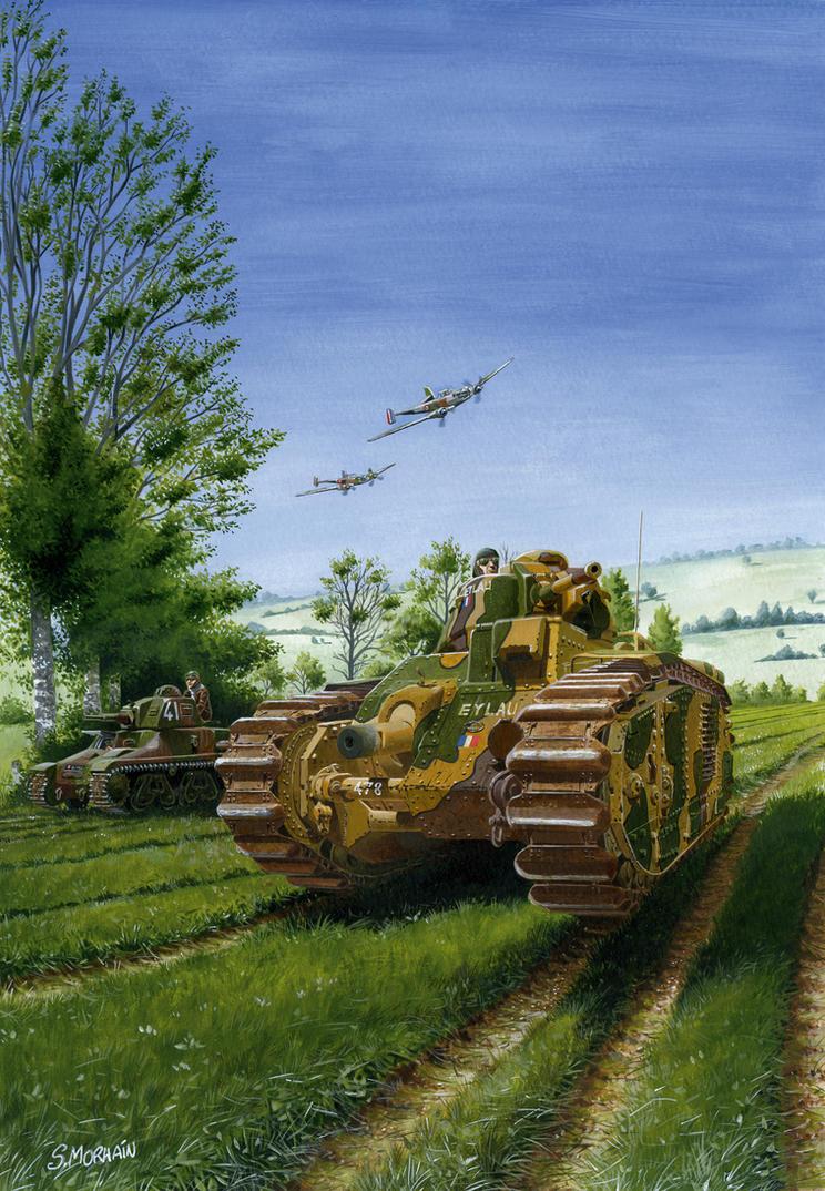 Battle for France by hardbodies