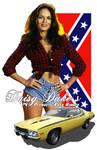 Daisy Duke shirt 2