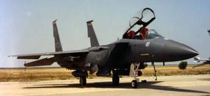 McDonnell Douglas F-15 Eagle by hardbodies