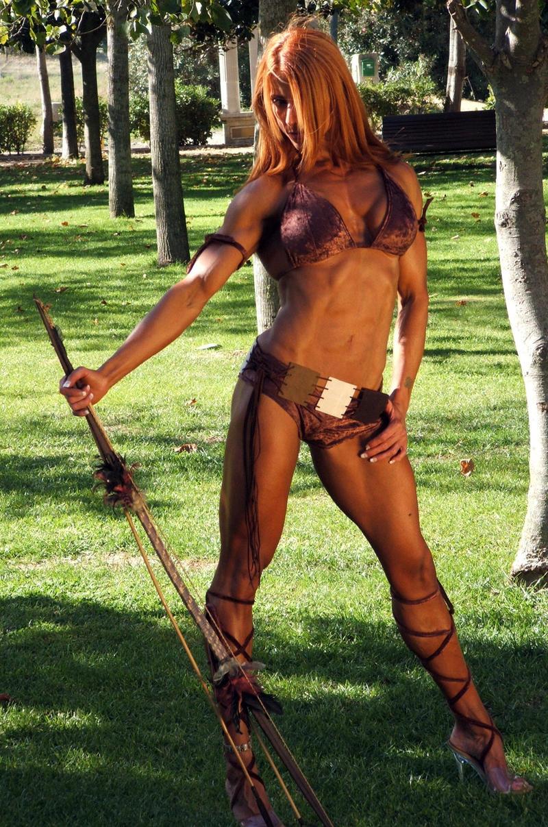 Amazon warrier in bikini hentai movies
