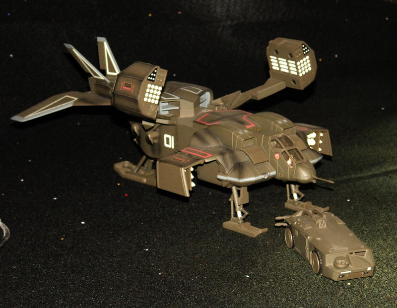 Colonial Marines Dropship 4 by hardbodies