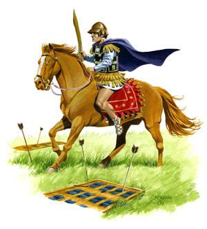 Macedonian horseman