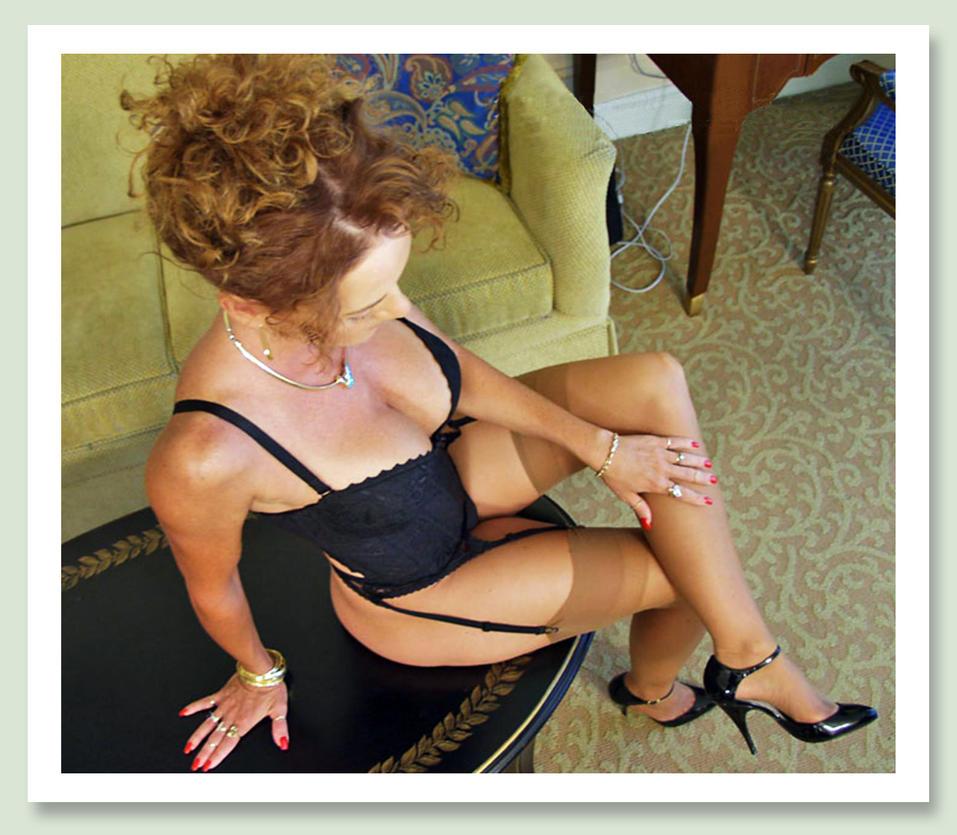 Paige McFarland in lingerie by hardbodies