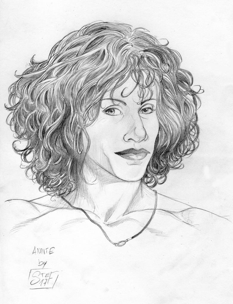 Annie Rivieccio Iron Lady by hardbodies