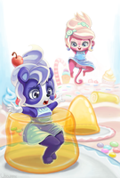 Top of the Jelly by Usappy-BarkHaward