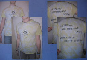 Arsonist T-Shirt by 3FF3CT