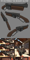 TF2 Scattergun Finished