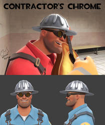 Finished TF2 items by Elbagast on DeviantArt