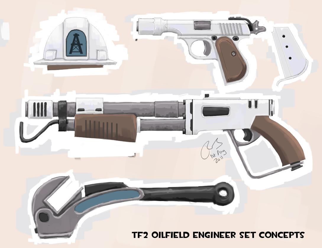 Tf2 Sentry Gun Hats - 0425