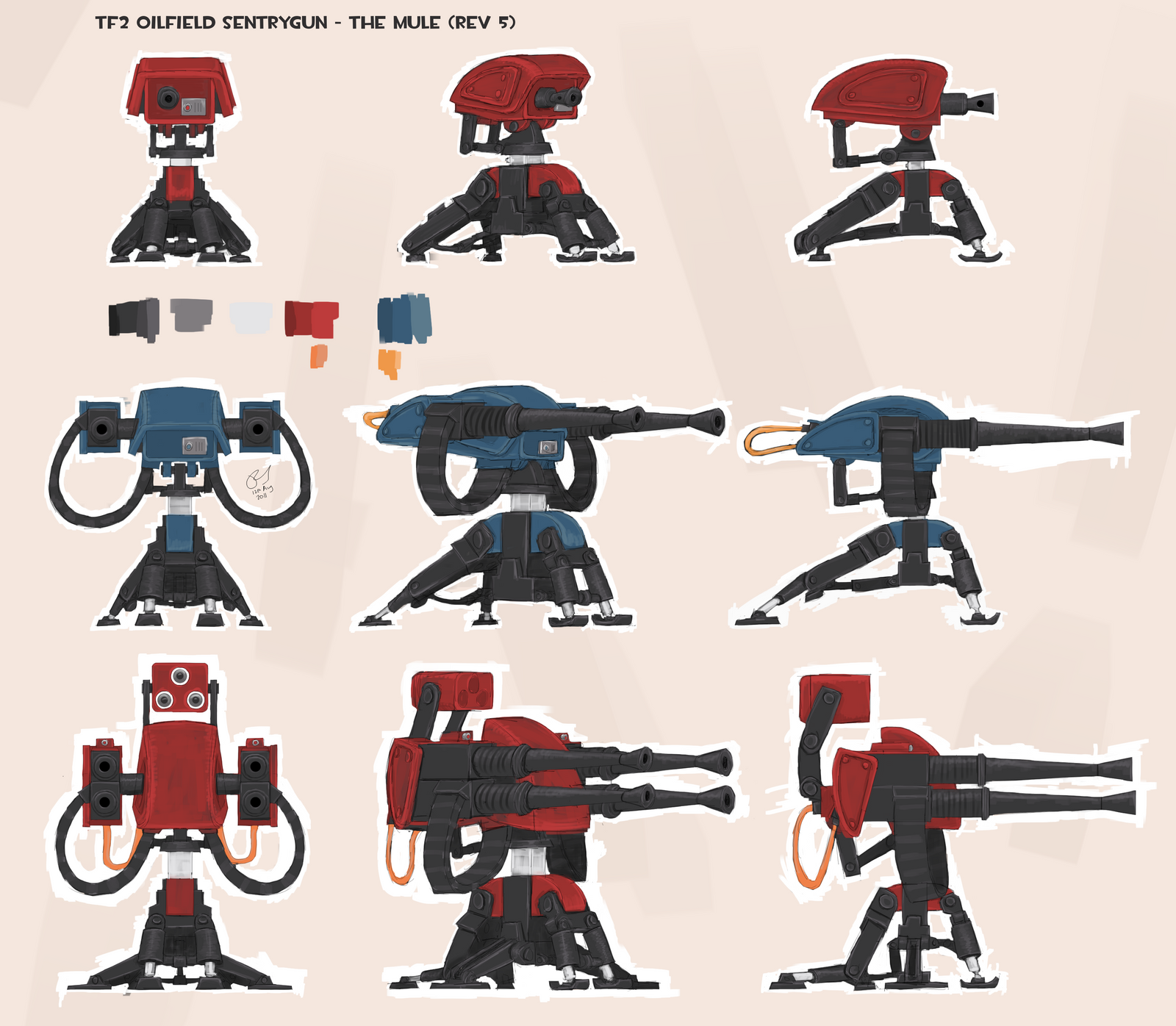 Team Fortress 2 - Workshop Thread - Page 188 — polycount