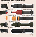 TF2 Rocket Concepts