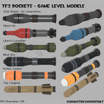 TF2 Rocket Models