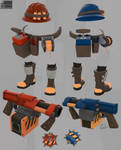 The Tradesman Items