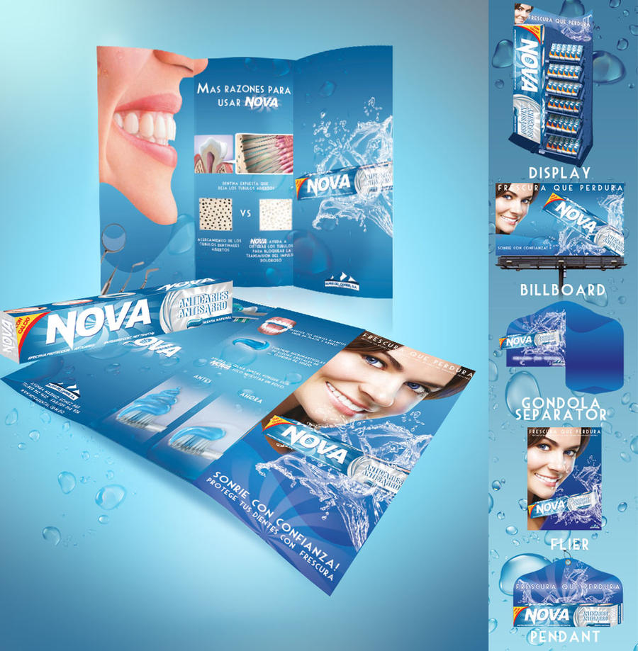 Nova Broshure by charmila