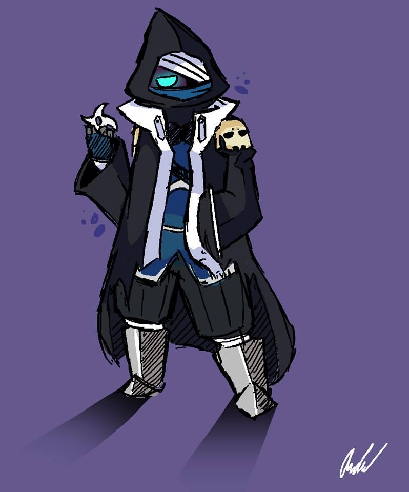 The Assassin by TKSaint