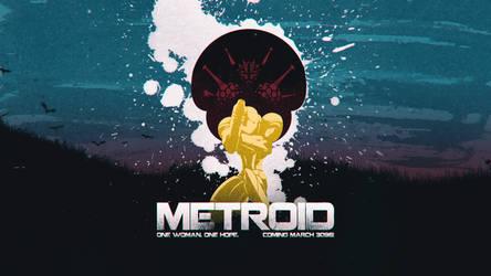 Metroid Wallpaper [English]