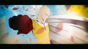 Saitama   One Punch Man by PlushGiant