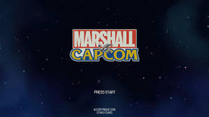 Marshall (Mathers) vs Capcom [Wallpaper] by PlushGiant