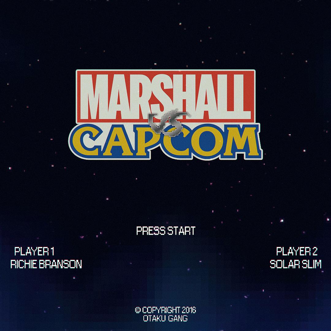 Marshall (Mathers) vs Capcom [Album] by PlushGiant