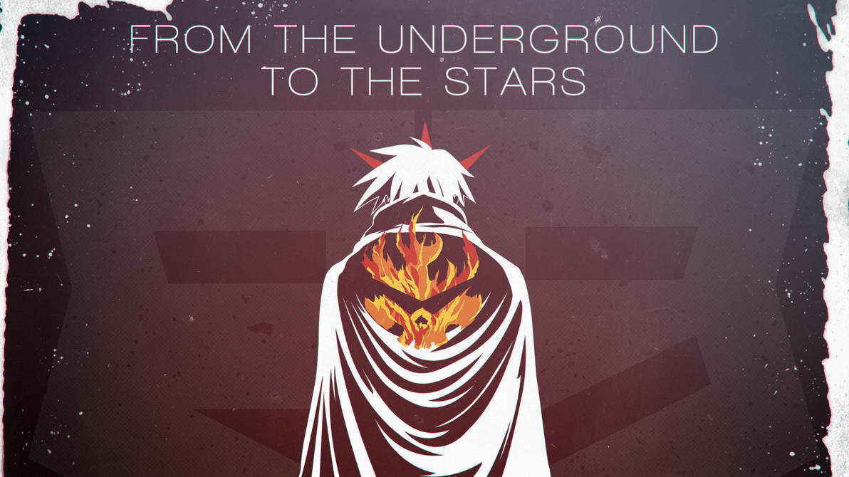 From The Underground To The Stars [Wallpaper] by PlushGiant