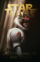The Star Wars [Poster] by PlushGiant