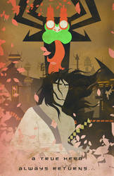 Samurai Jack [Poster]