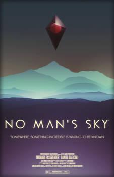 No Man's Sky [Poster]