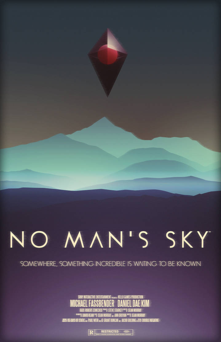 No Man's Sky [Poster] by PlushGiant