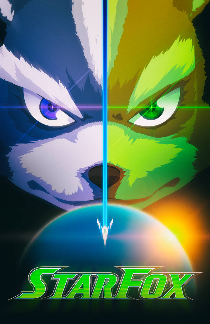 StarFox [Poster] by PlushGiant