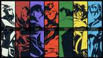 Otaku Gang Roster [Poster]
