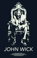 John Wick [Poster] by PlushGiant