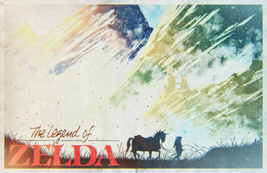 Breath of the Wild | The Legend of Zelda [Poster]