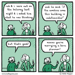 Rob's Zombie Plan