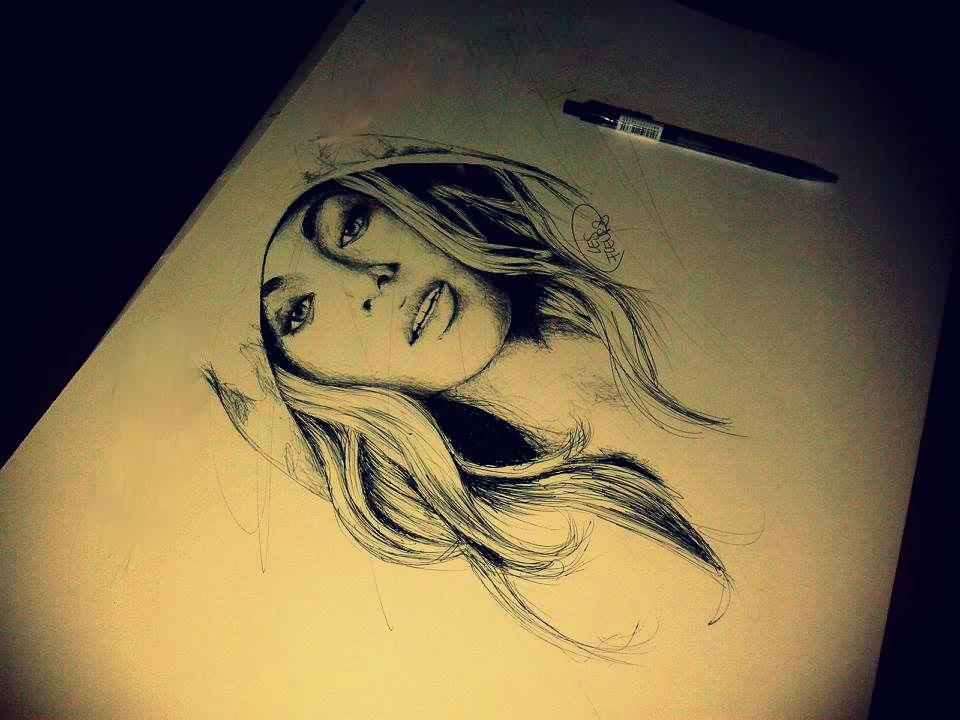 Beyonce by IamLesFleurs