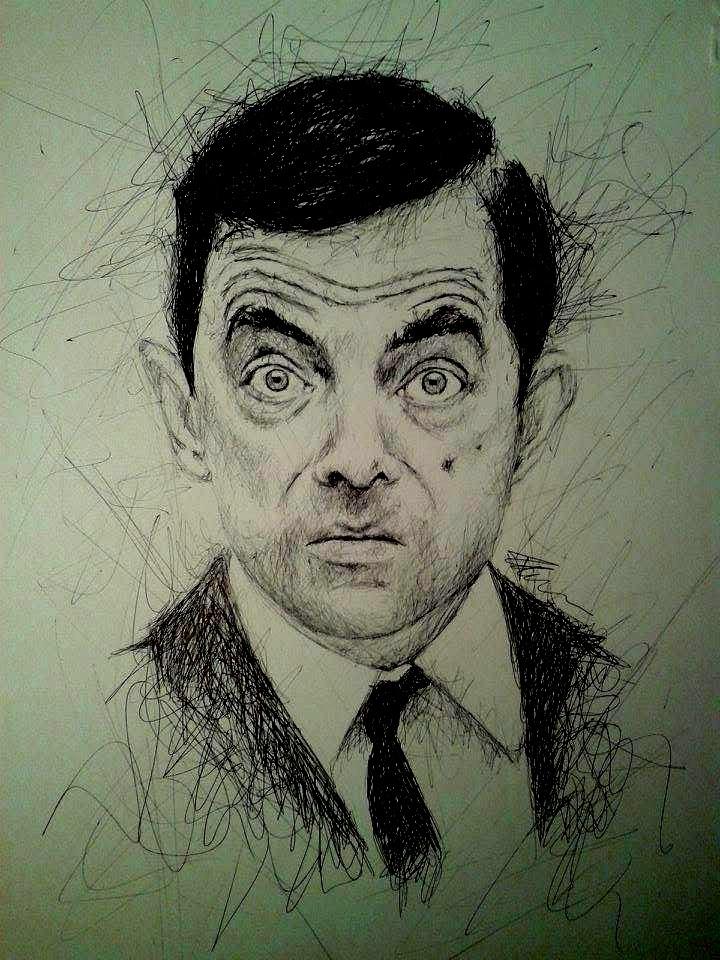 Mr Bean by IamLesFleurs