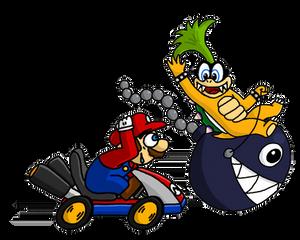 Mario... Kart?