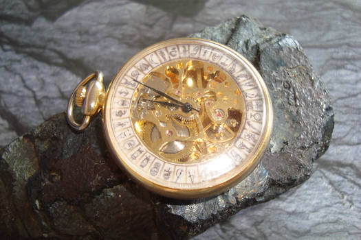 Alethiometer Watch