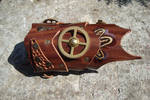Steampunk Handcuff 'Ranger'