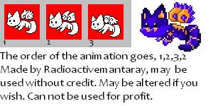 Flying Cat Icon Base by Radioactivemantaray