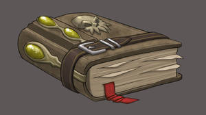 ANCIENT GRIMOIRE by alpha-denim-recruit