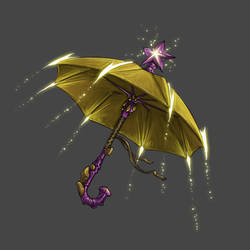 Salvation Umbrella by alpha-denim-recruit