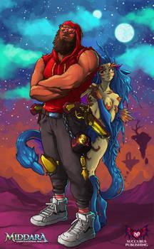 Rook Lars and Suri