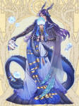 Dragonian by aganokami