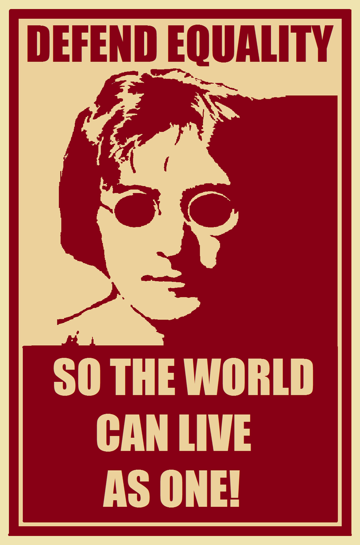 John lennon for equality by hollywood465599663 on deviantart john lennon for equality by hollywood465599663 buycottarizona