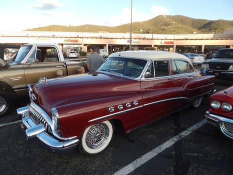 1953 Buick Roadmaster Sedan