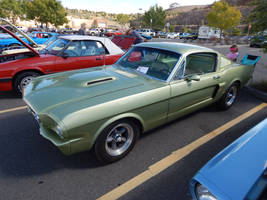 1965 Ford Mustang (Customized)