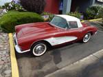 1961 Chevrolet Corvette (C1)