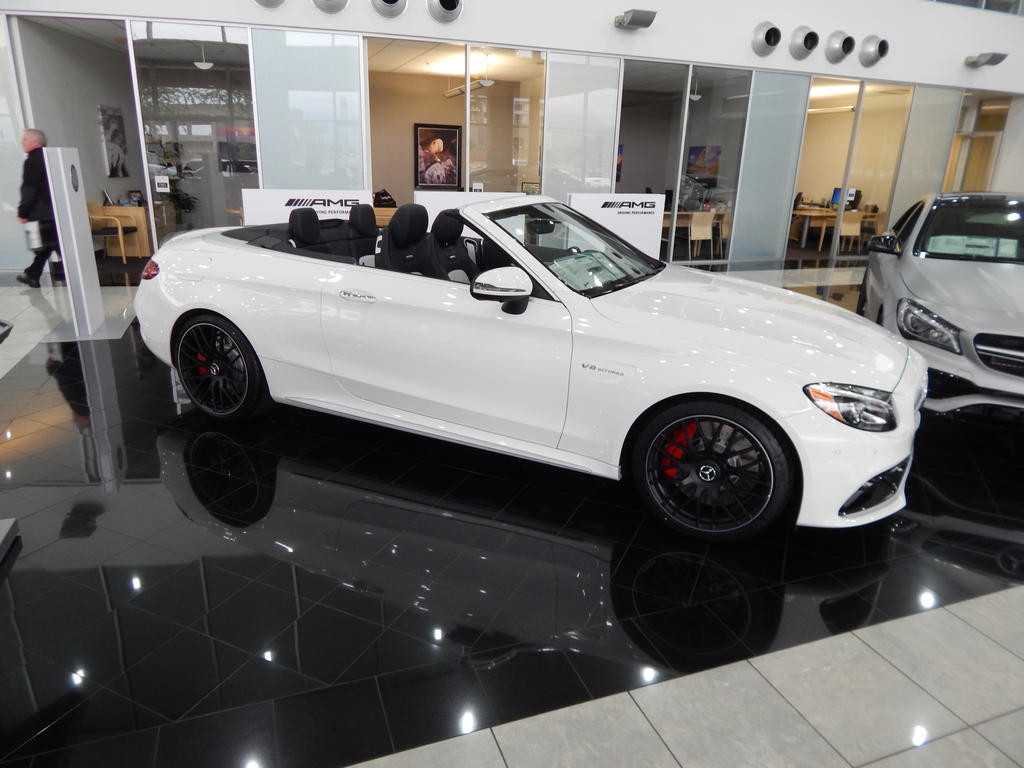 2017 Mercedes-Benz C63 AMG S Cabriolet (W205) by CadillacBrony on ...